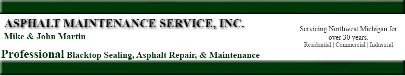 Asphalt Maintenance Service, Inc.